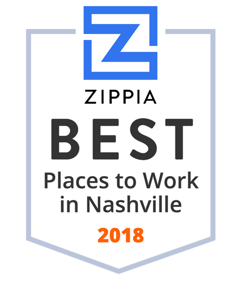 2018 Best Places to Work in Nashville - Zippia